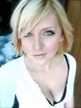amateur photo Clear blue eyes