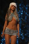 amateur photo Young Christina Aguilera used to wear the sluttiest outfits