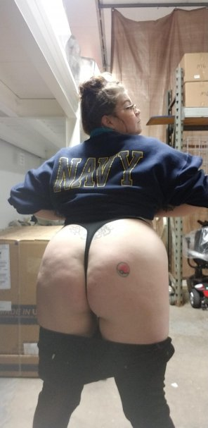 amateur photo Meanwhile back in the shop...[f]