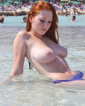 amateur photo Ginger and pale