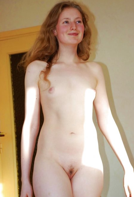 Pale with rosy cheeks. Porn Photo