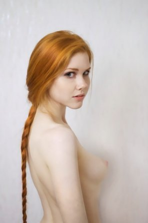 amateur photo Perky and pale