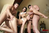 amateur photo Foursome