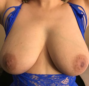 amateur photo Wife's boobs gone wild