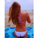 amateur photo bikini bottom beach