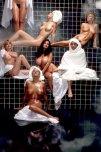 amateur photo Sauna scene