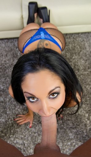 amateur photo Ava Addams Sucking Some Dick