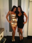 amateur photo Two Milfs Ready For A Night Out