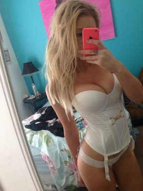 amateur photo Nice lingerie