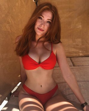 amateur photo Madeline Ford