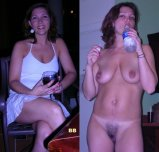 amateur photo She's always thirsty