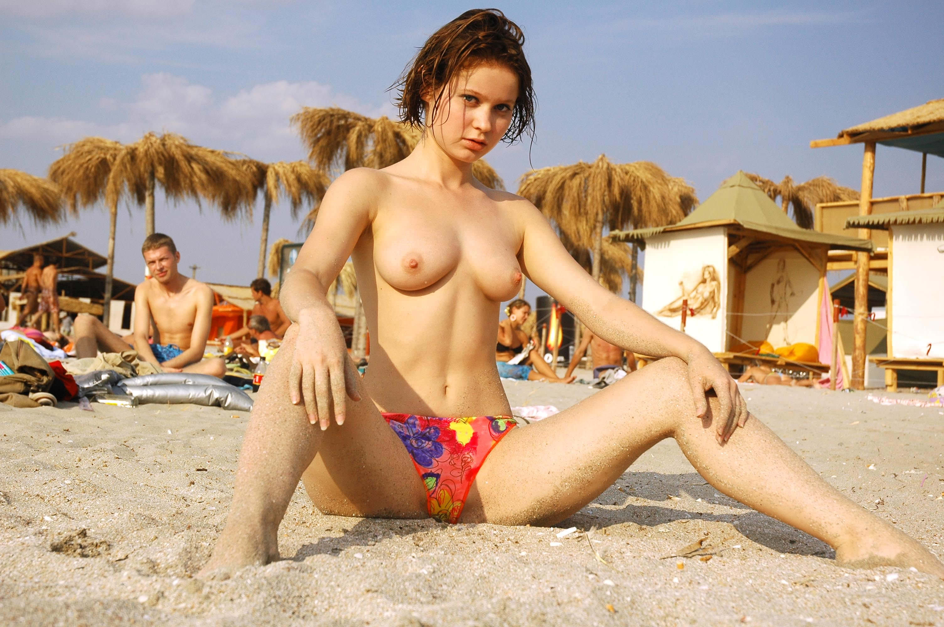 Famous Nude Beach Stock Photos And Images