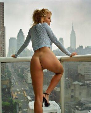 amateur photo Camille Donatacci enjoys the view