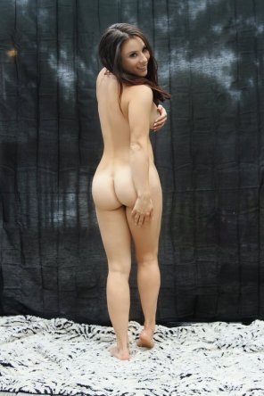 amateur photo Model Annie Lane's sexy ass