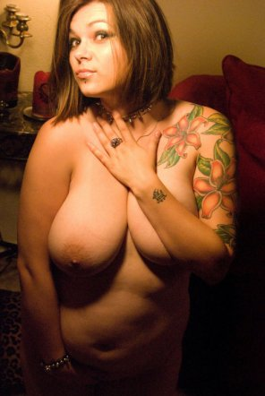 amateur photo Nice sleeve tattoos