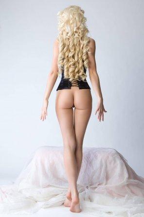 amateur photo Long legs