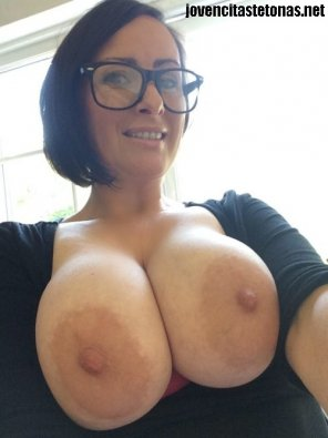 amateur photo she should squeeze them