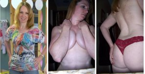 amateur photo Well rounded mom