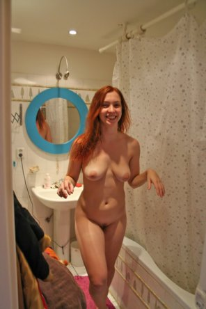 amateur photo Cute Redhead