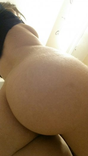amateur photo Here's my ass for you boys and girls
