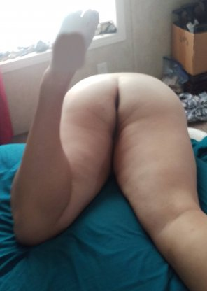 amateur photo my bum