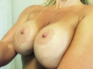 amateur photo What would you do to my nips?