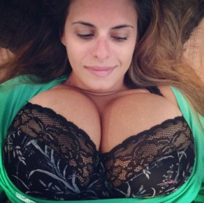 amateur photo Wendy Fiore selfie