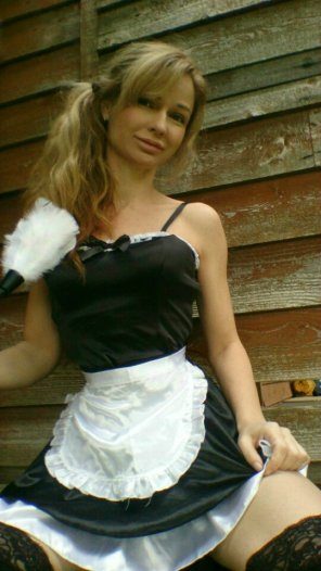 amateur photo Maid :)
