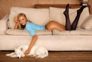Lucky pup