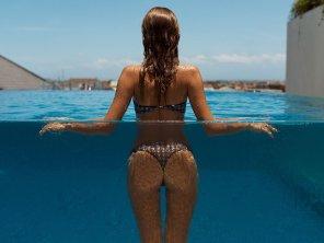 amateur photo Blue lagoon