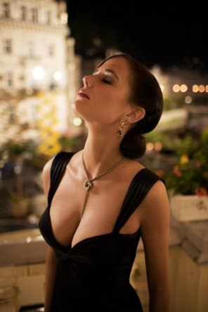 amateur photo Elegant Eva Green