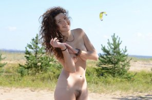 amateur photo Spring teen