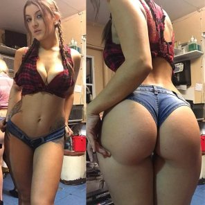 amateur photo Sexy Cowgirl