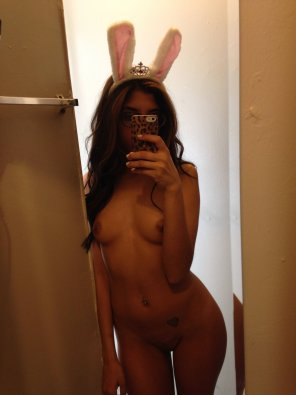 amateur photo PictureBunny Queen or some shit