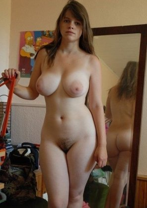 amateur photo Big natural tits big nipples