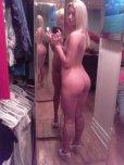 amateur photo Blonde booty