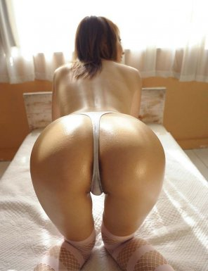 amateur photo Asian ass