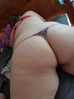 amateur photo My thong