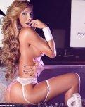 amateur photo DJ Mariana Castillo