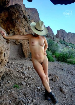 amateur photo [F]ound at Lost Dutchman