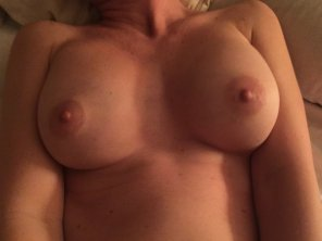 amateur photo My wife - Titty Tuesday!