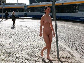 amateur photo Somewhere in Leipzig...