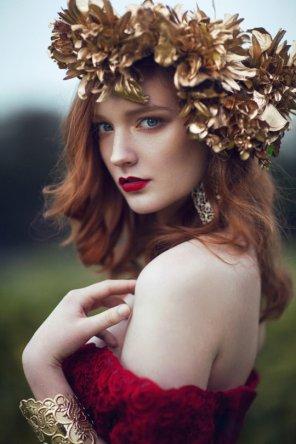 amateur photo Celia