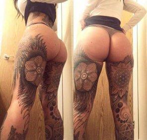 amateur photo Tattoos anyone?