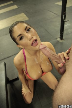 amateur photo August Ames