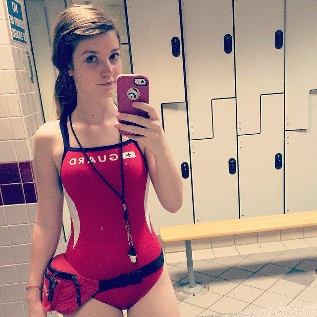amateur photo Lifeguard