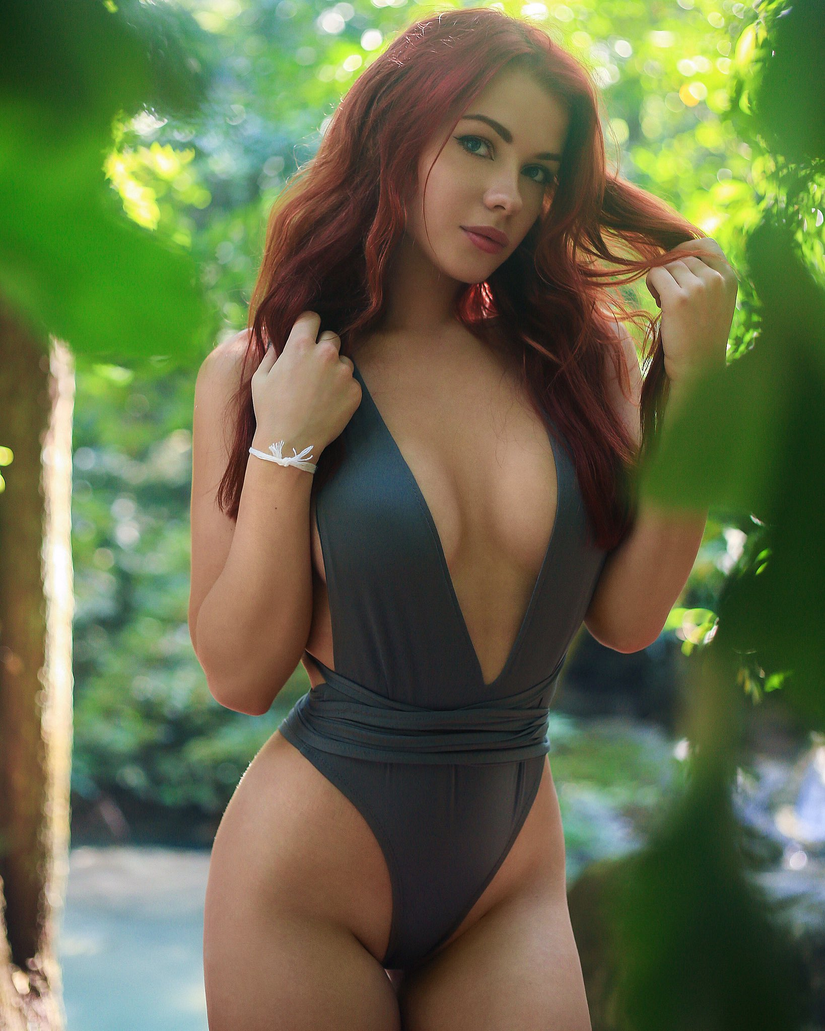 Irina Meier nudeAmerican Vietnamese singer Thanh Ha poses nude