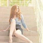 amateur photo Skirt