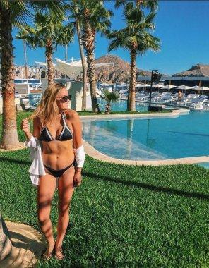 amateur photo Bikini Body on Vacation