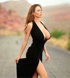 amateur photo Jordan Carver